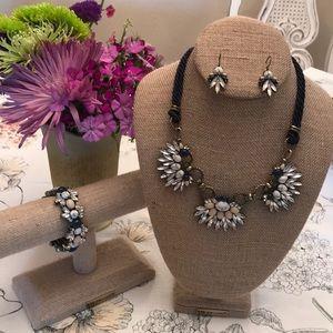 C + I Morningtide Necklace/Earrings/Bracelet